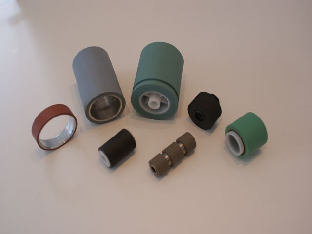 Gummi b sch gummischleiferei ployurethanverarbeitung gummiverarbeitung silikonwalzen - Burostuhl rollen gummi ...